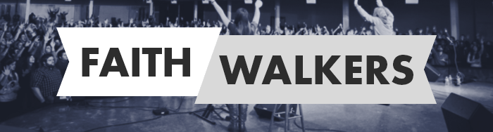 faithwalkers conference banner