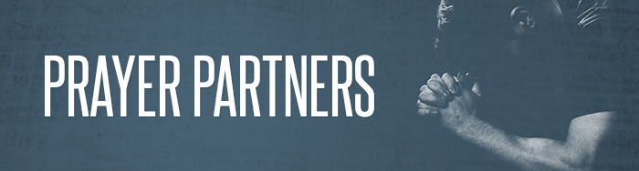 prayer partners banner